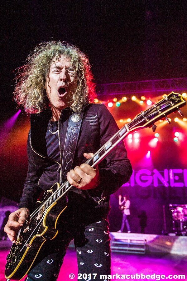 Foreigner's Bruce Watson