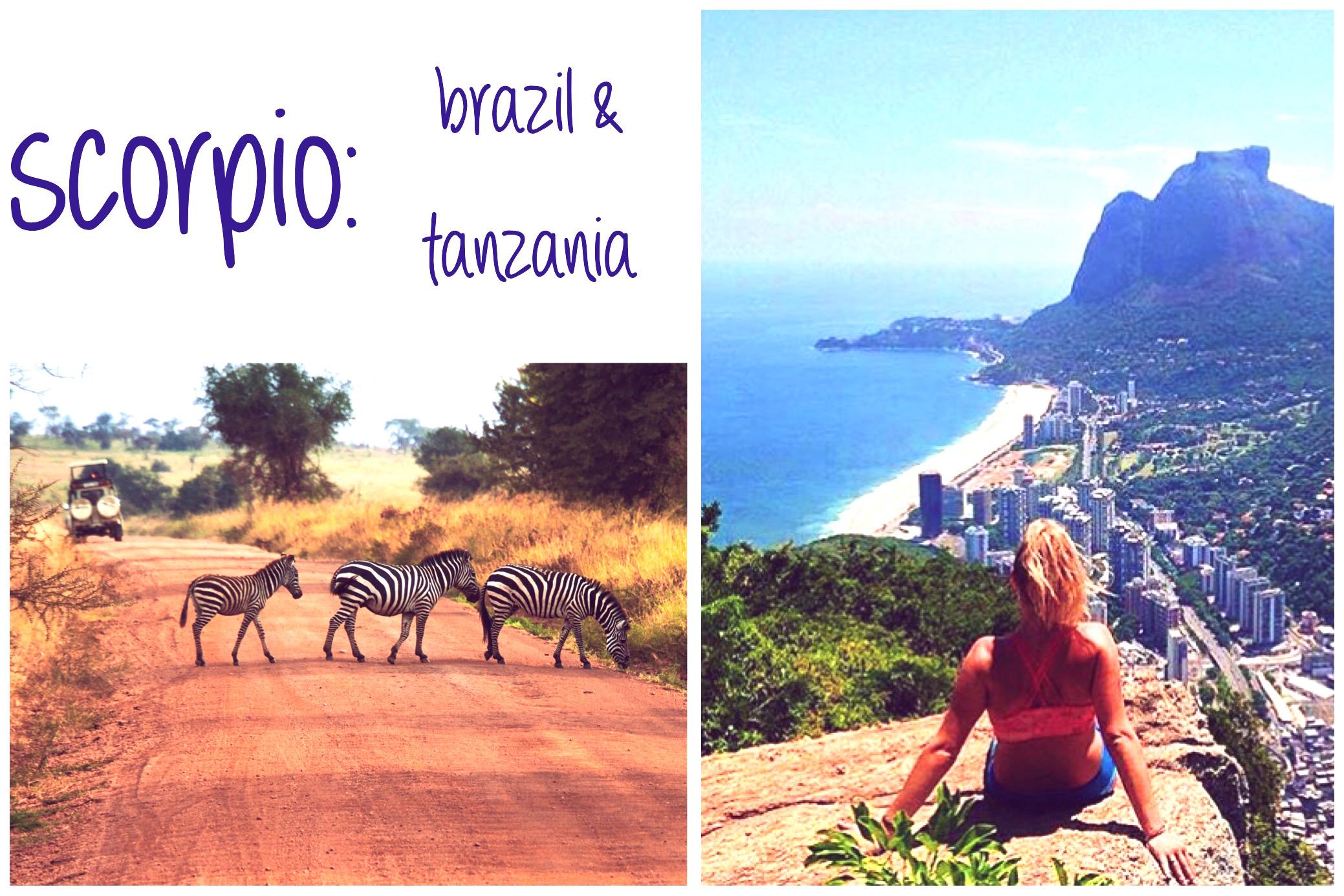 photo credit, tanzania: http://amusedobserver.com/en  // photo credit, brazil:  instagram.com/thewildwildzest