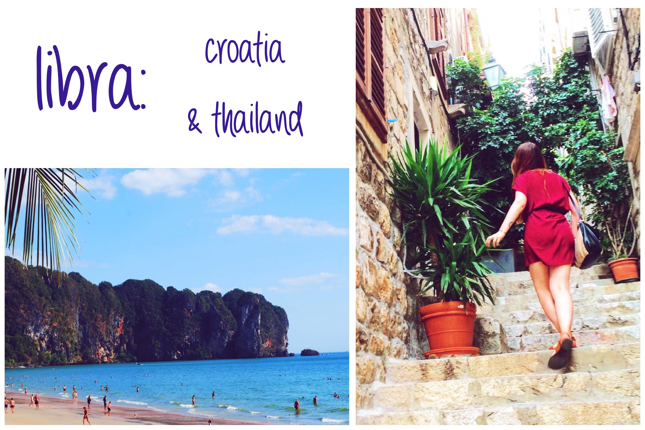 photo credit, croatia: instagram.com/elitravelbug/ // photo credit, thailand: Sam Gross, thereshegoesagain.org