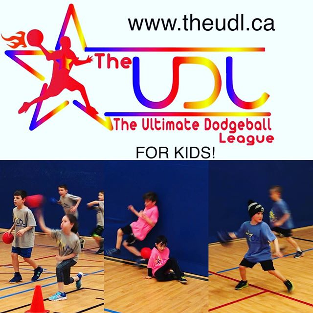 🤾♀️🤾♂️REGISTRATION NOW OPEN- 2019 FALL LEAGUE!  6 epic⚡️weeks of Friday night dodgeball action starting Oct. 18th. Limited spots! Play on a team with Friends! 👏 More info @ www.theudl.ca