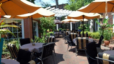 Theo's Taverna patio | photo credit:http://www.wral.com/entertainment/out_and_about/image/13701015/