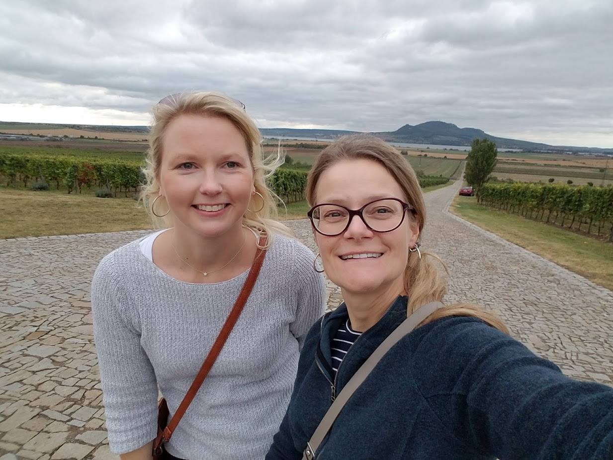 Sonberg Winery, Moravia, Czech Republic