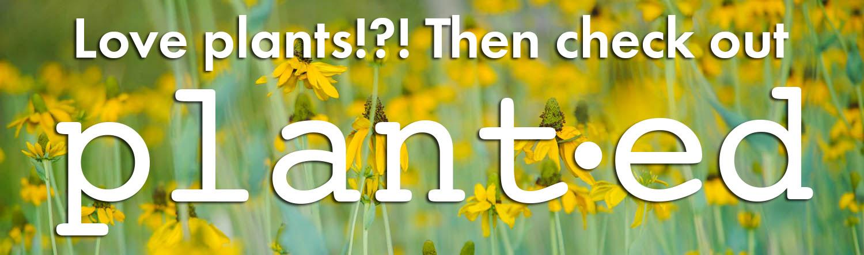 Dr. Jared Barnes's blog plant•ed