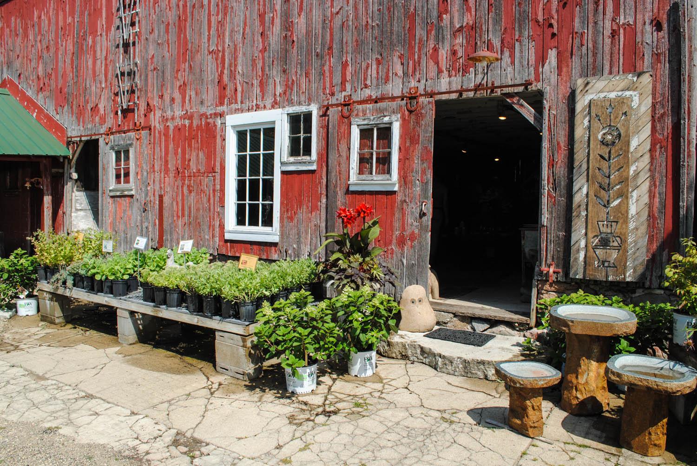 Oh my! Jared Barnes has barn envy…