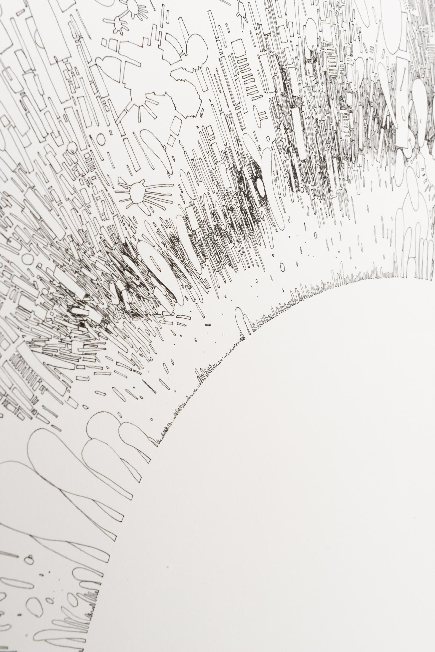 Heliotrope (Detail)