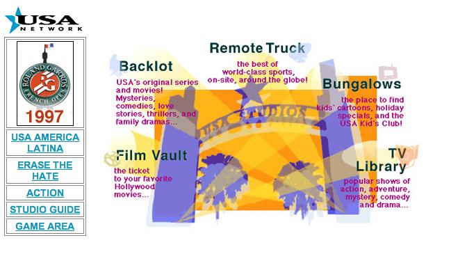 1997: USA Network