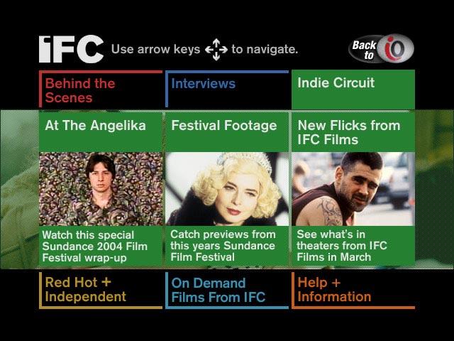 IFCi Virtual Channel