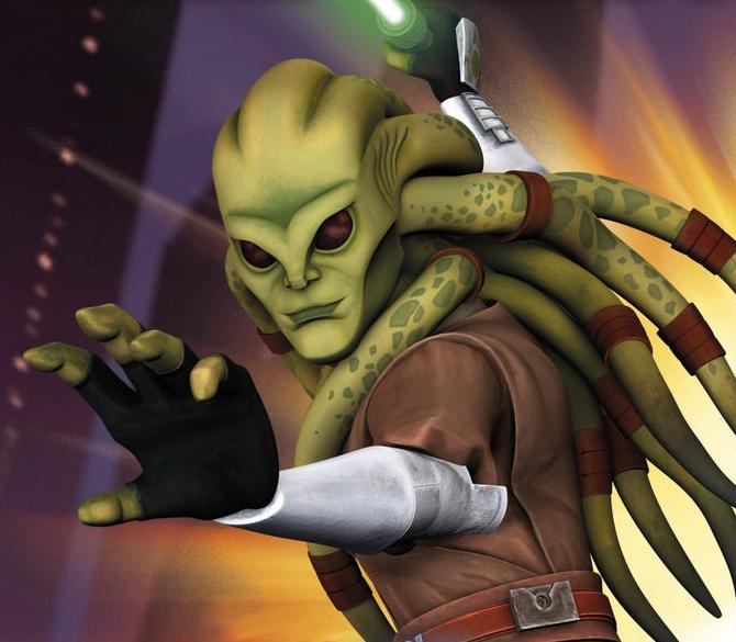 Jedi Kit Fisto