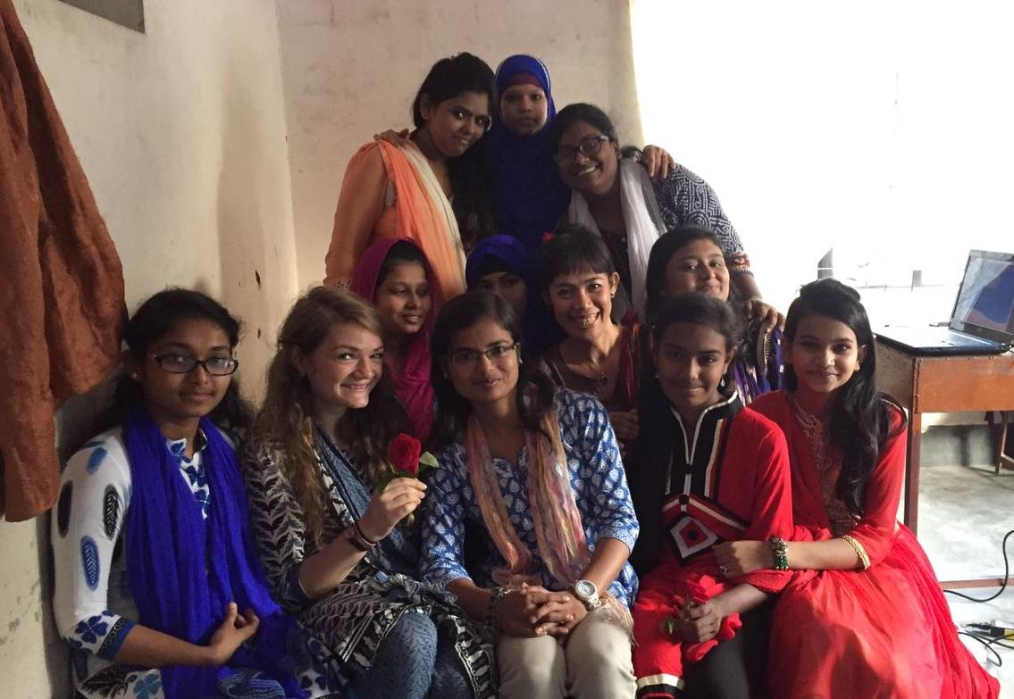eM project girls