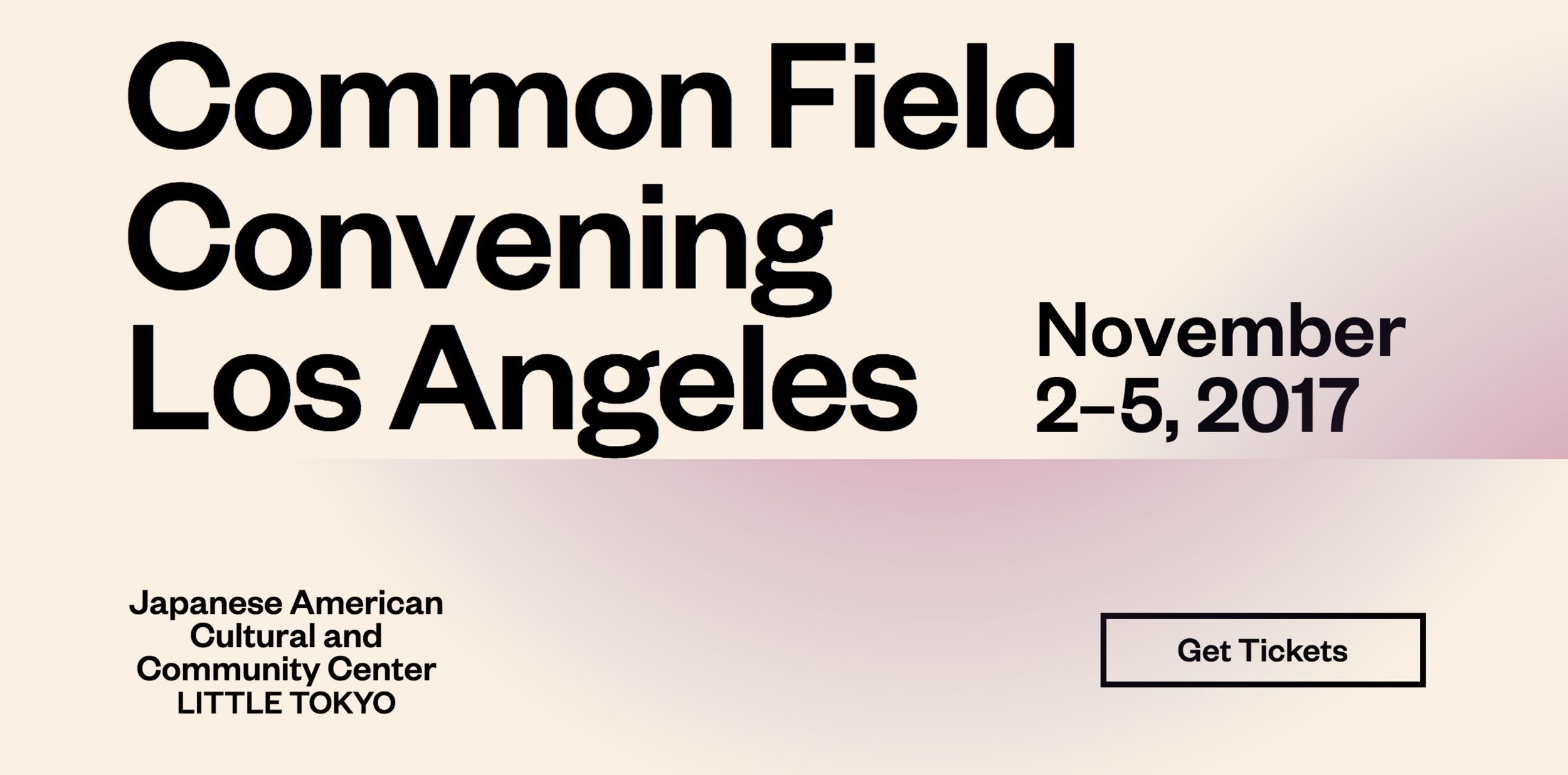 Common Field Convening