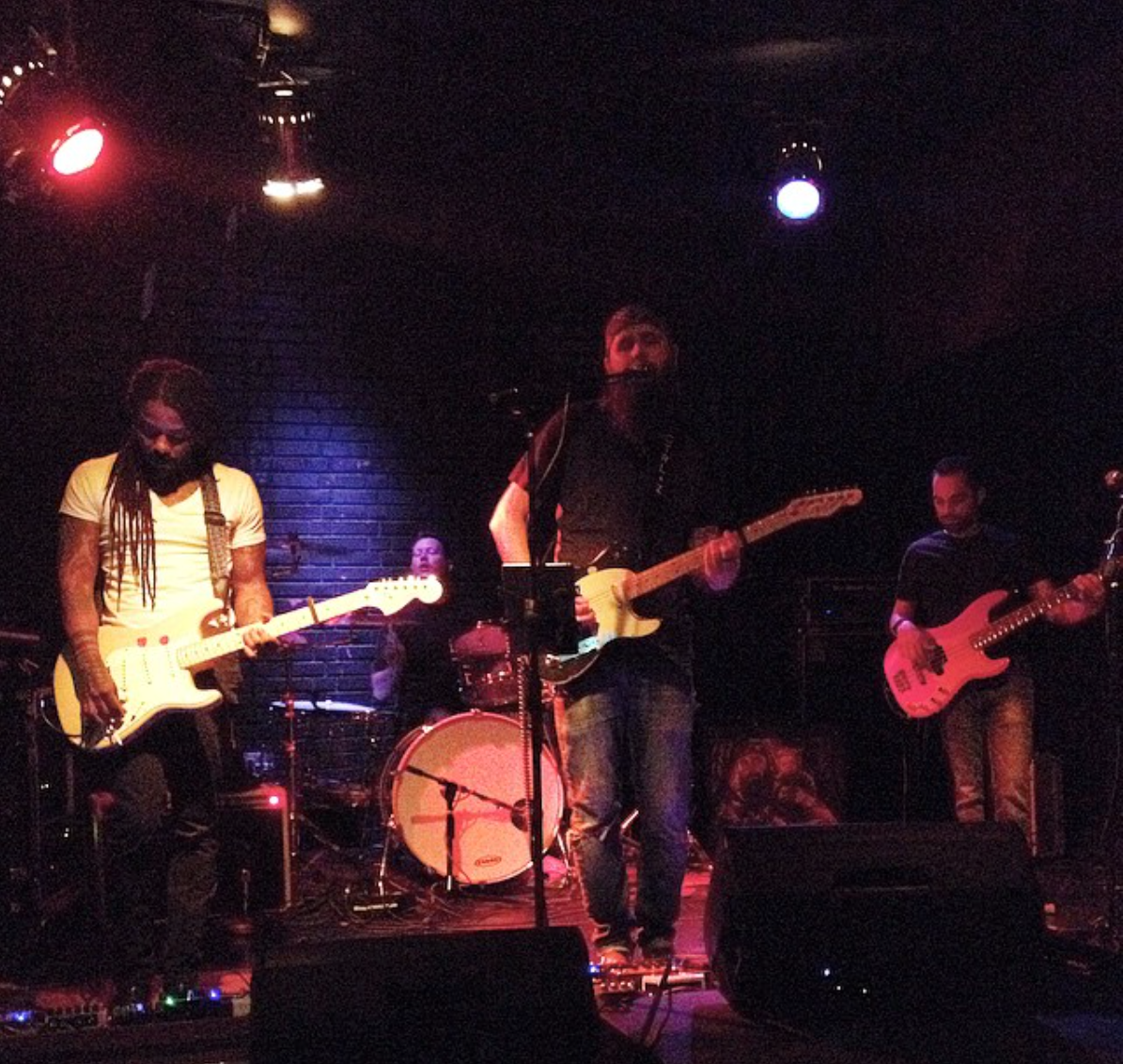 Live @ The Blue Lamp - Sacramento, CA - May 31st 2015