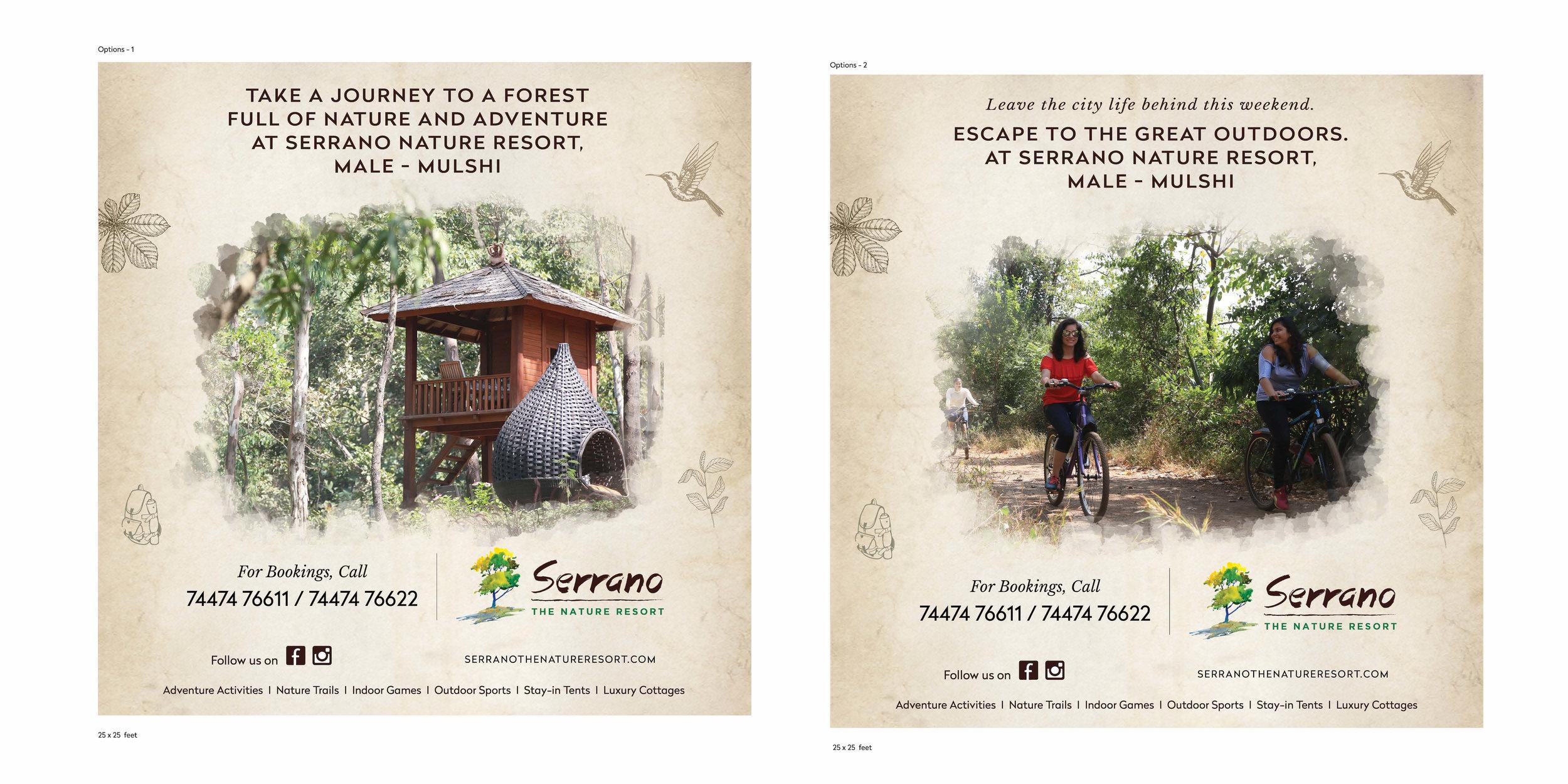 Serrano Nature resort hoarding  25 x 25 Feet.jpg
