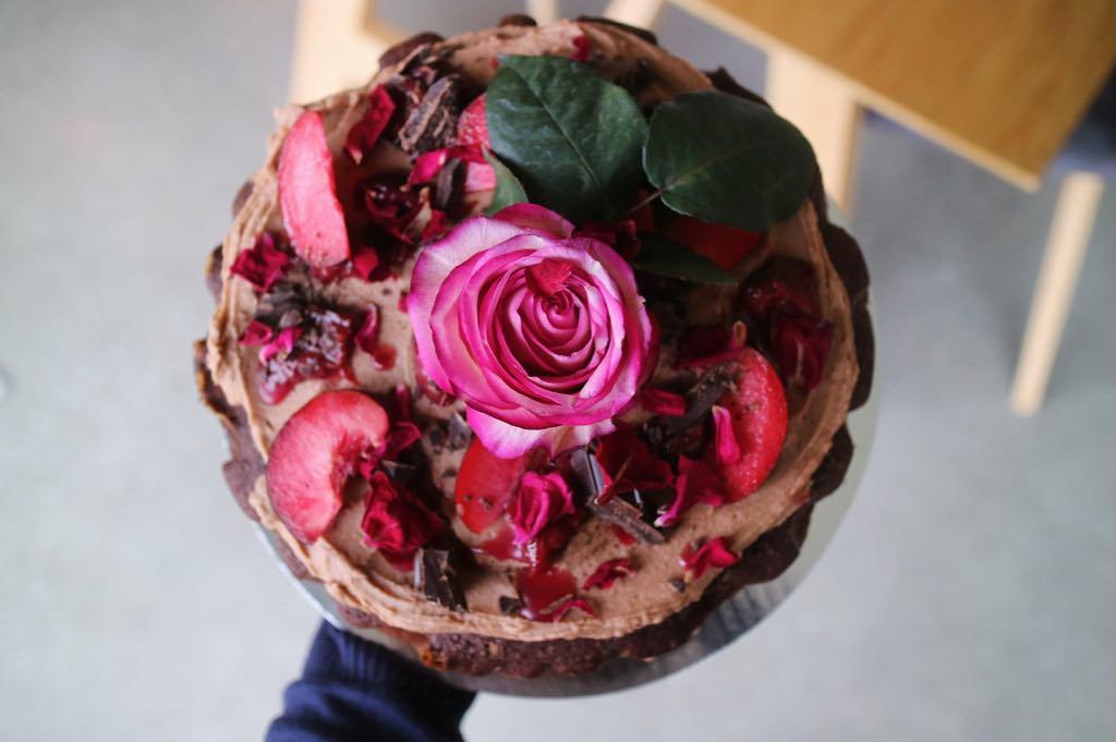 Chocolate plum pinot noir