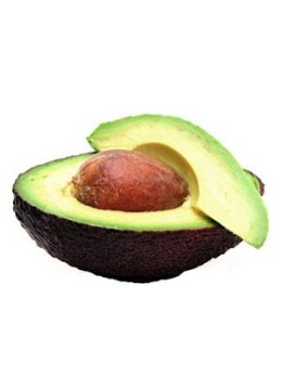 Avocado mixed with egg yolk can further help condition your hair.