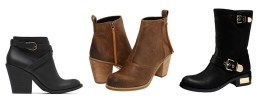 Photo Courtesy of DV by Dolce Vita, Lucky Brand and Steve Madden Booties