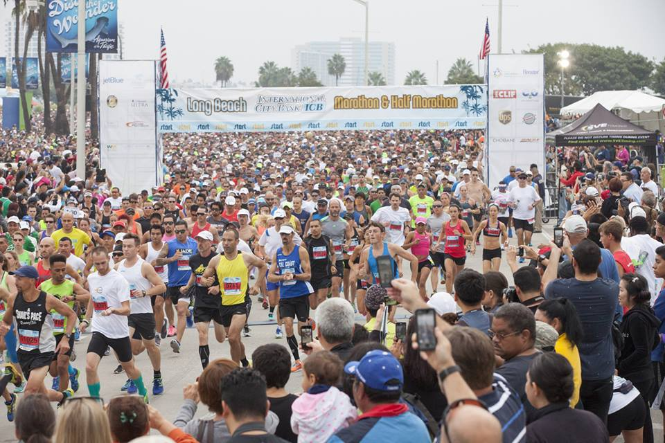 Photo from Long Beach Marathon Facebook