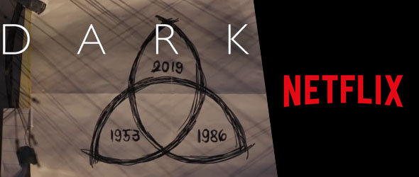 """""""My favorite binge show is called Dark, a Netflix Original, which is a show about a German town that has a very long history of crime. It's a show where kids have gone missing for the past 66 years without a trace. It's a show that shows that time travel does exist. I love this show because you want to keep watching it until you can put all the puzzles together and YOU have to completely pay attention to every detail. It's a complete mind trip and I highly recommend it.""""    -Caitlyn Mendoza, Staff Writer"""