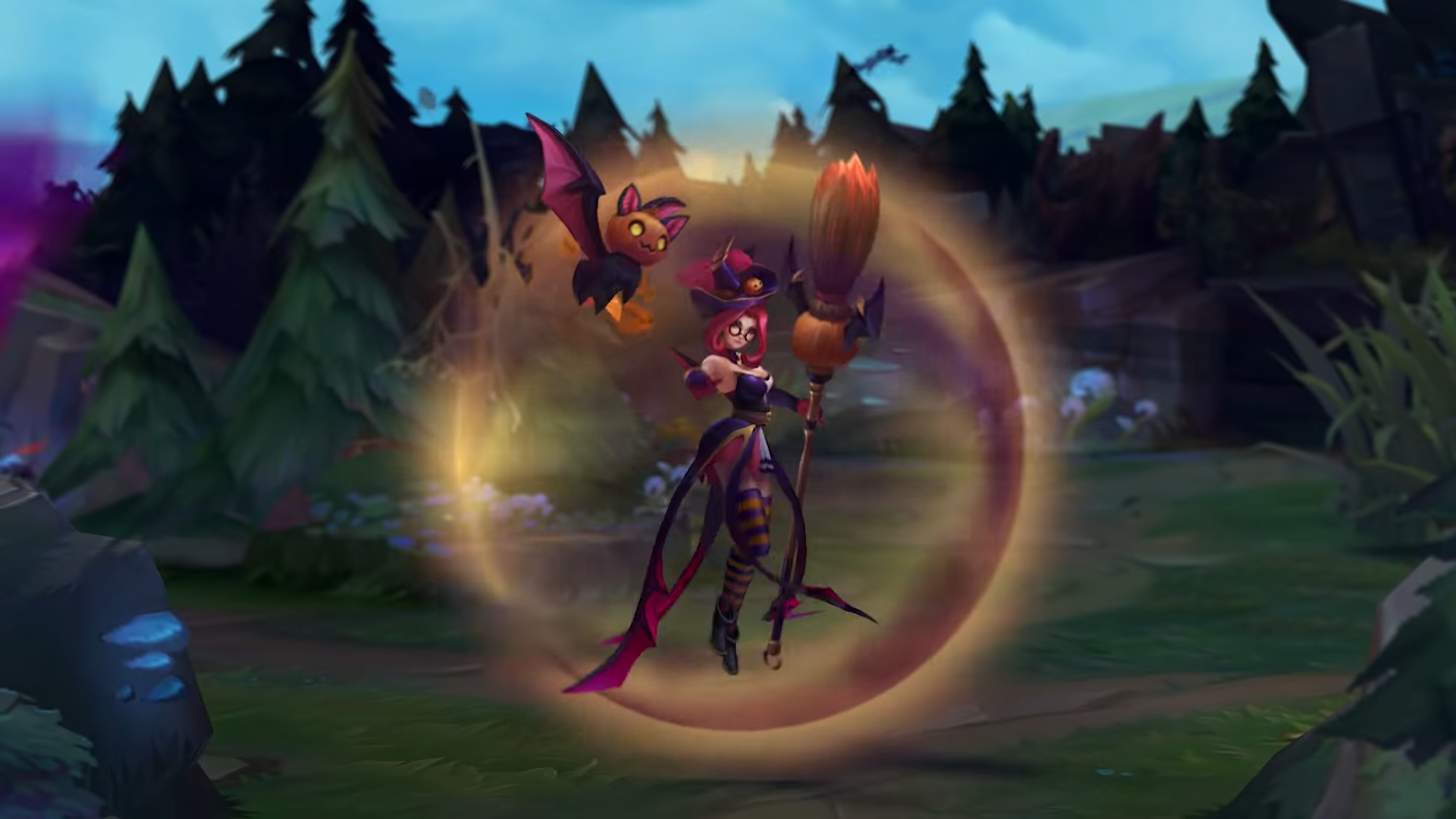 Photo from Riot Game's official YouTube video teaser trailer