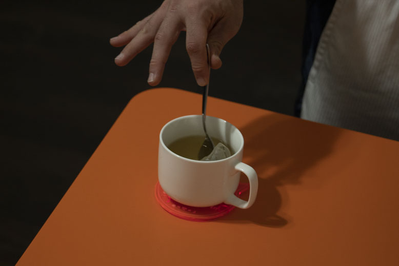 Teas can be a more relaxing solution to a common problem.  Photos By: Maria Isabel Cubillo