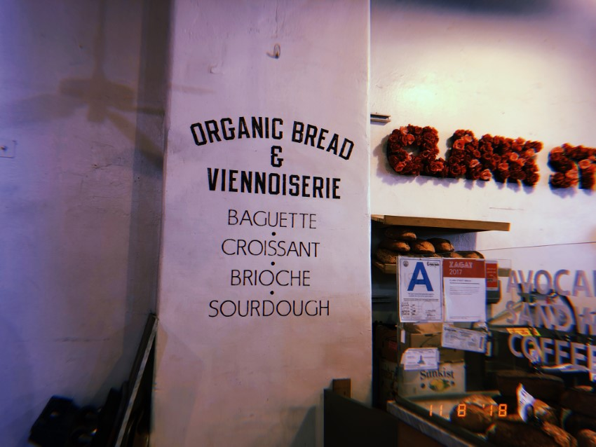 Viennoiserie refers to breakfast pastries made in the style of Vienna, Austria.