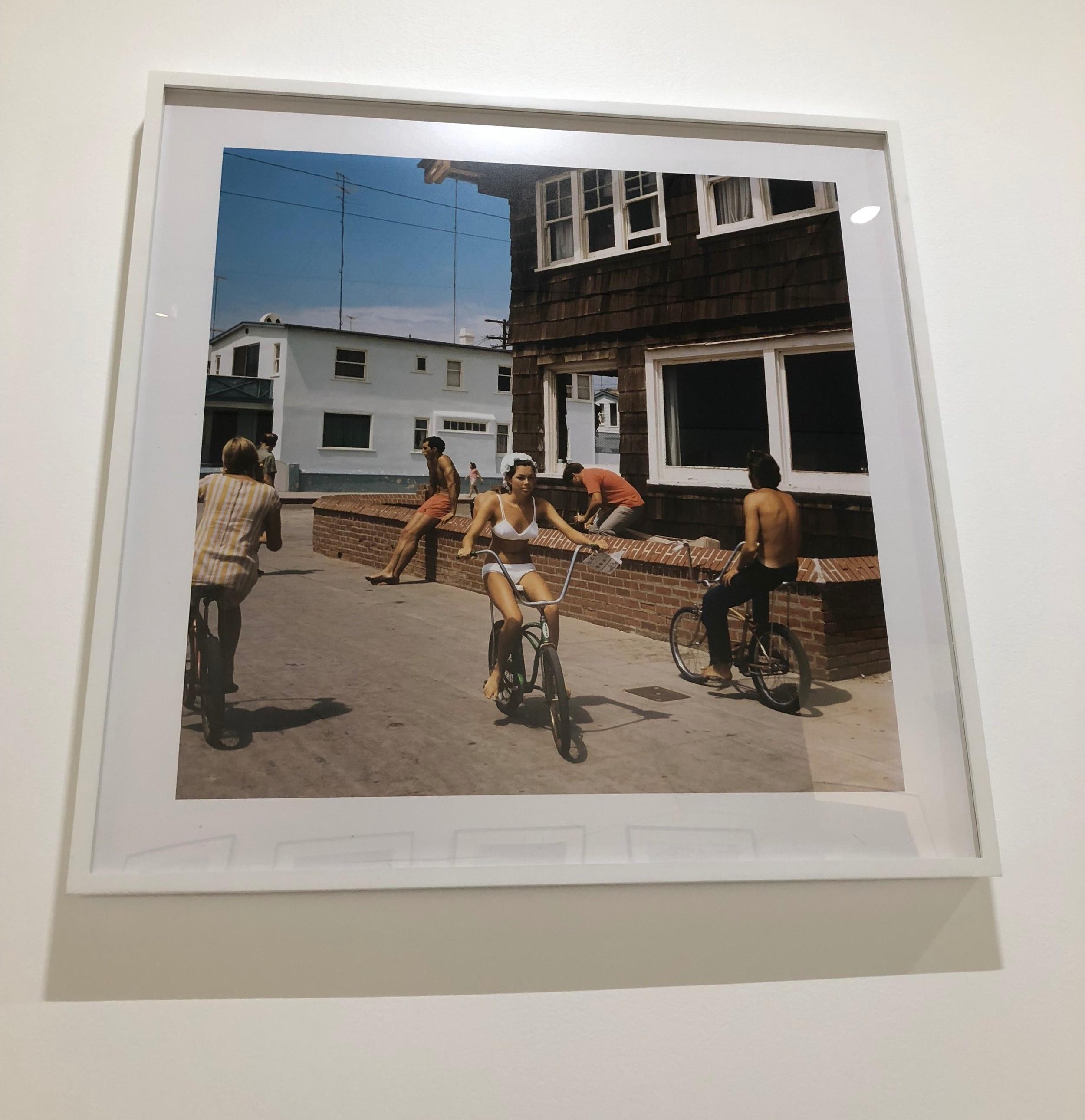 """""""Hermosa Beach Strand (No.74)"""" 1967"""