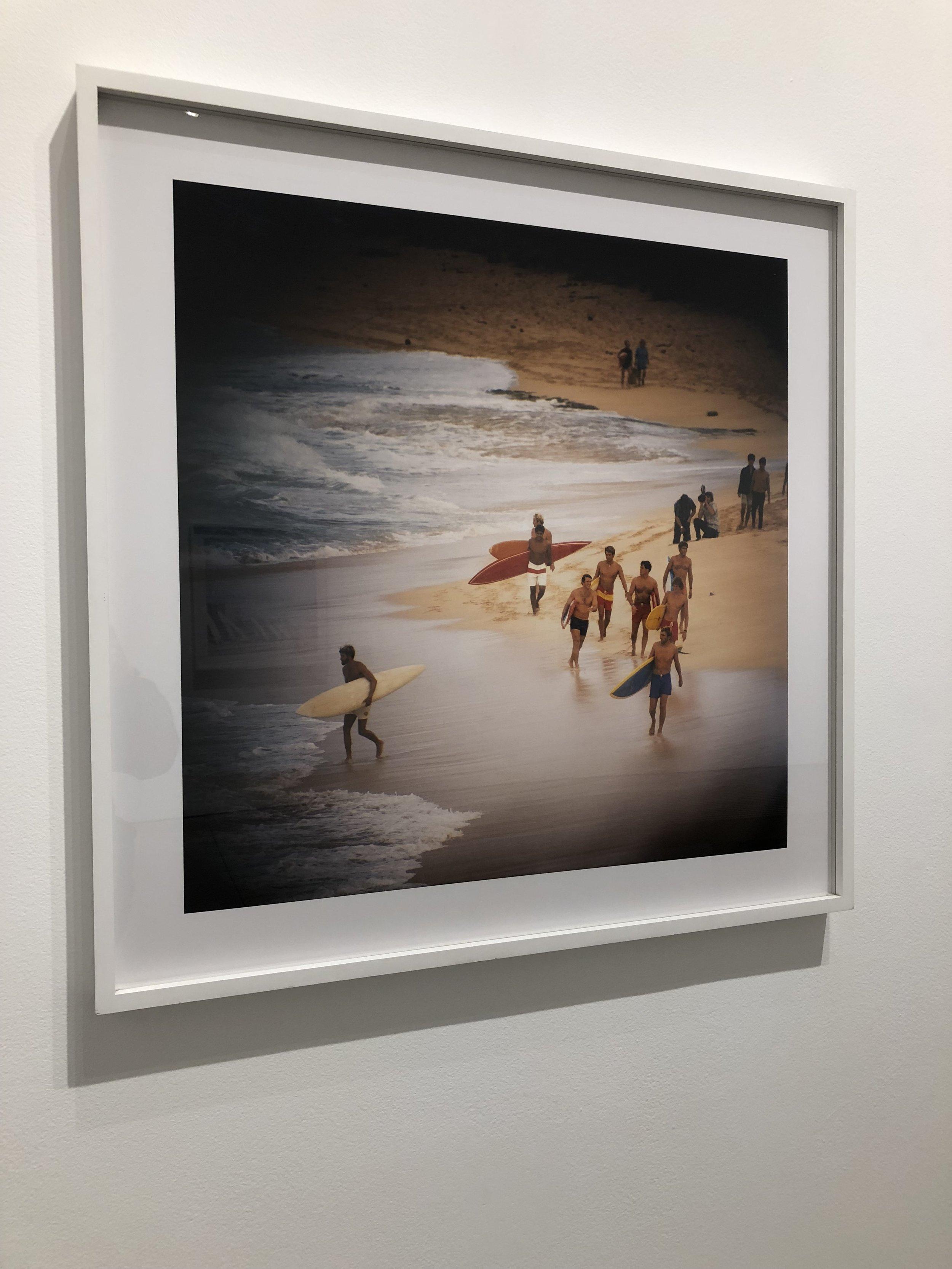 """Duke Contest Finalists, Sunset Beach"" 1967"