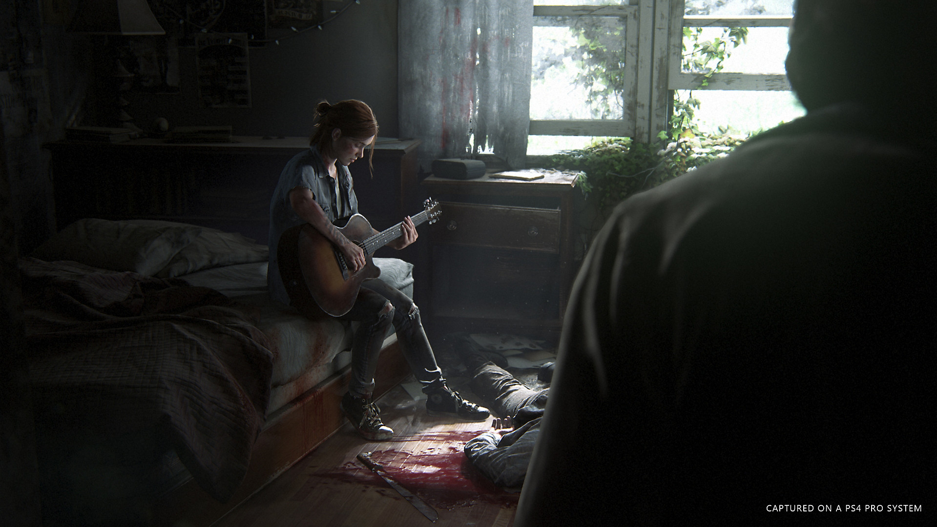 Photo from The Last of Us Part II  website