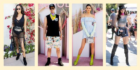 a2c5e31cd Coachella 2019: Shay Mitchell, Ross Butler, Kendall Jenner & Victoria  Justice
