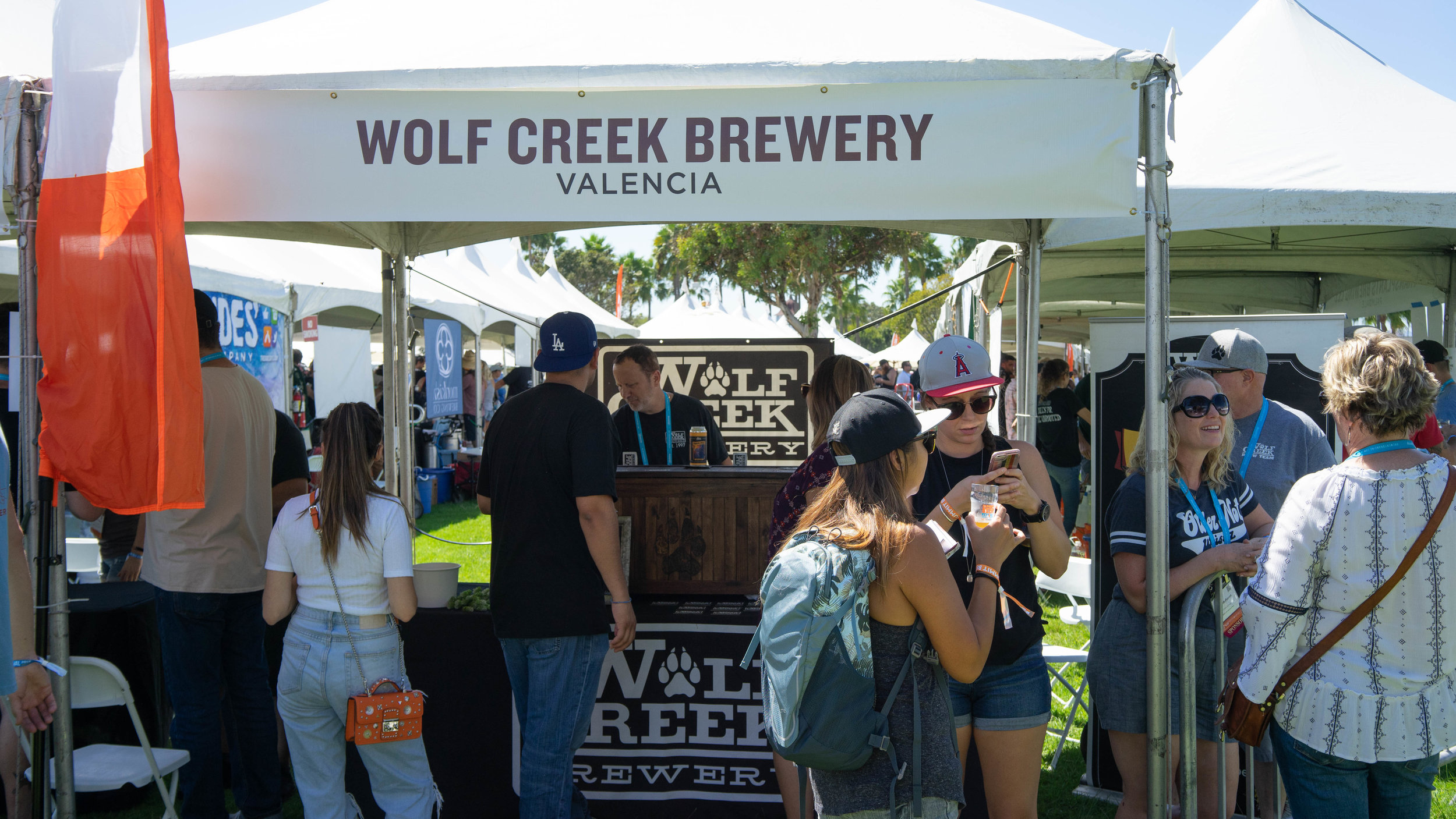 170 breweries from all over the state came together on Saturday, Sept. 14 at the Marina Green on the Long Beach waterfront.