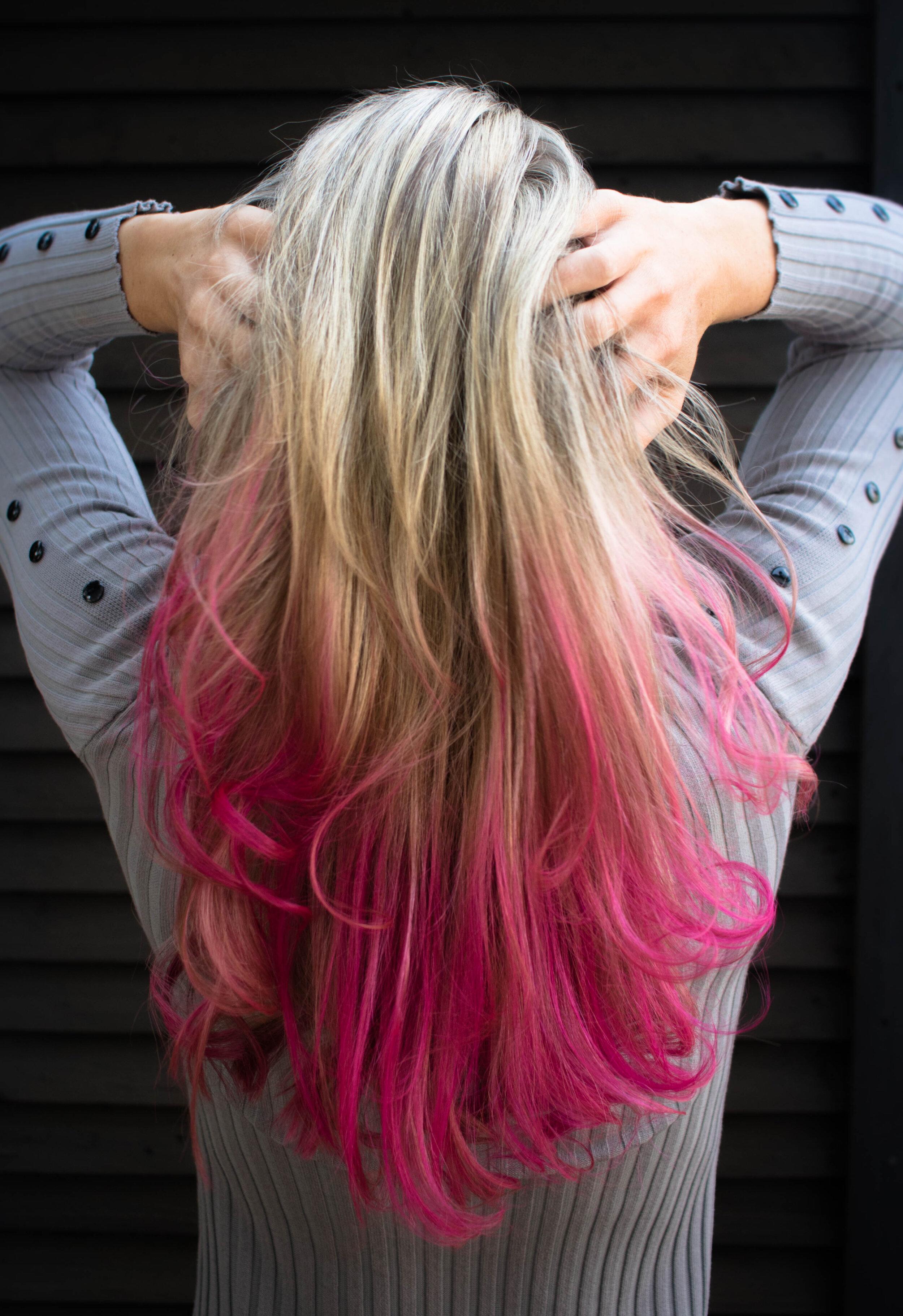 رنگ کردن مو, روش صحیح رنگ کردن مو