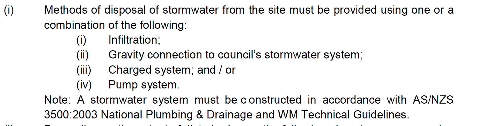 • Waverley Council standard condition directs all developers to treat rain as a waste product and send it to the street where it runs downhill to the rivers, gullies, beaches.