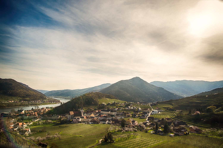 Spitz in der Wachau - Frühling