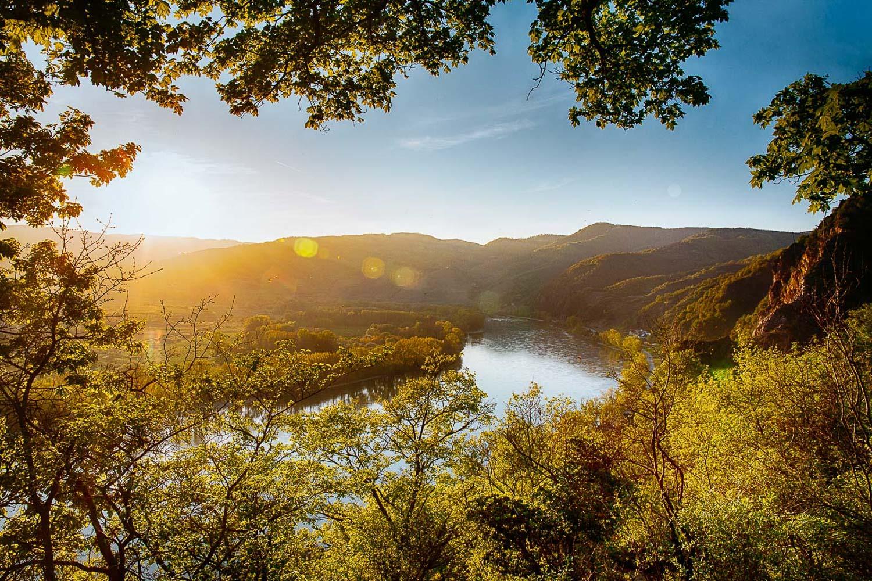 Landschaftsfotografie - Dürnstein Wachau