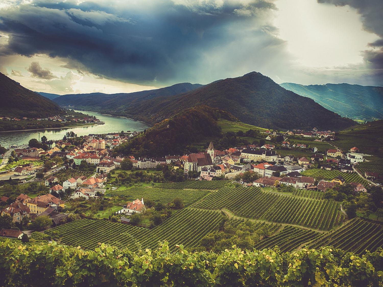 Landschaftsfotografie - Spitz an der Donau