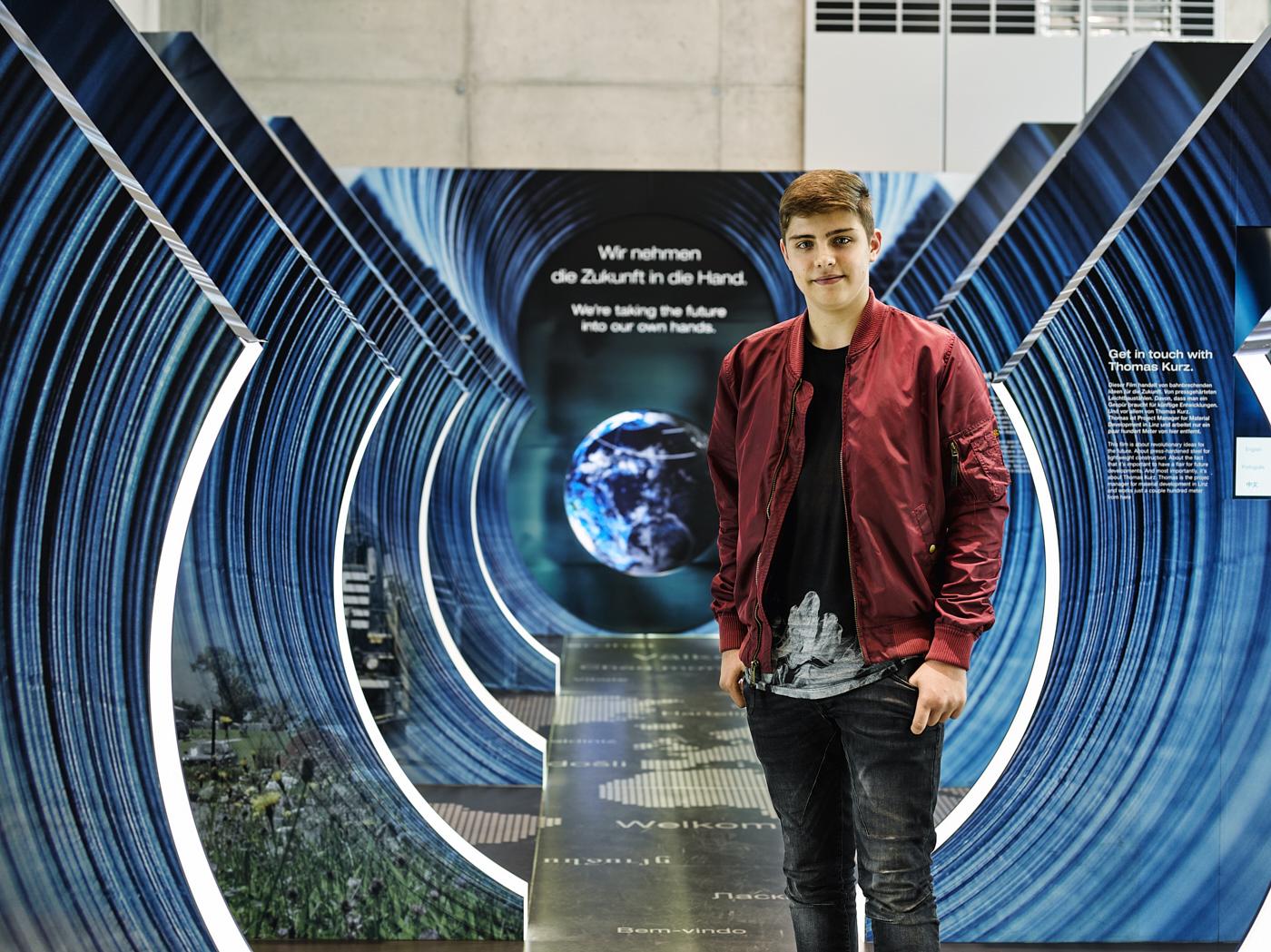 Fotostudio Wien - spezialisiert auf Business und Werbung