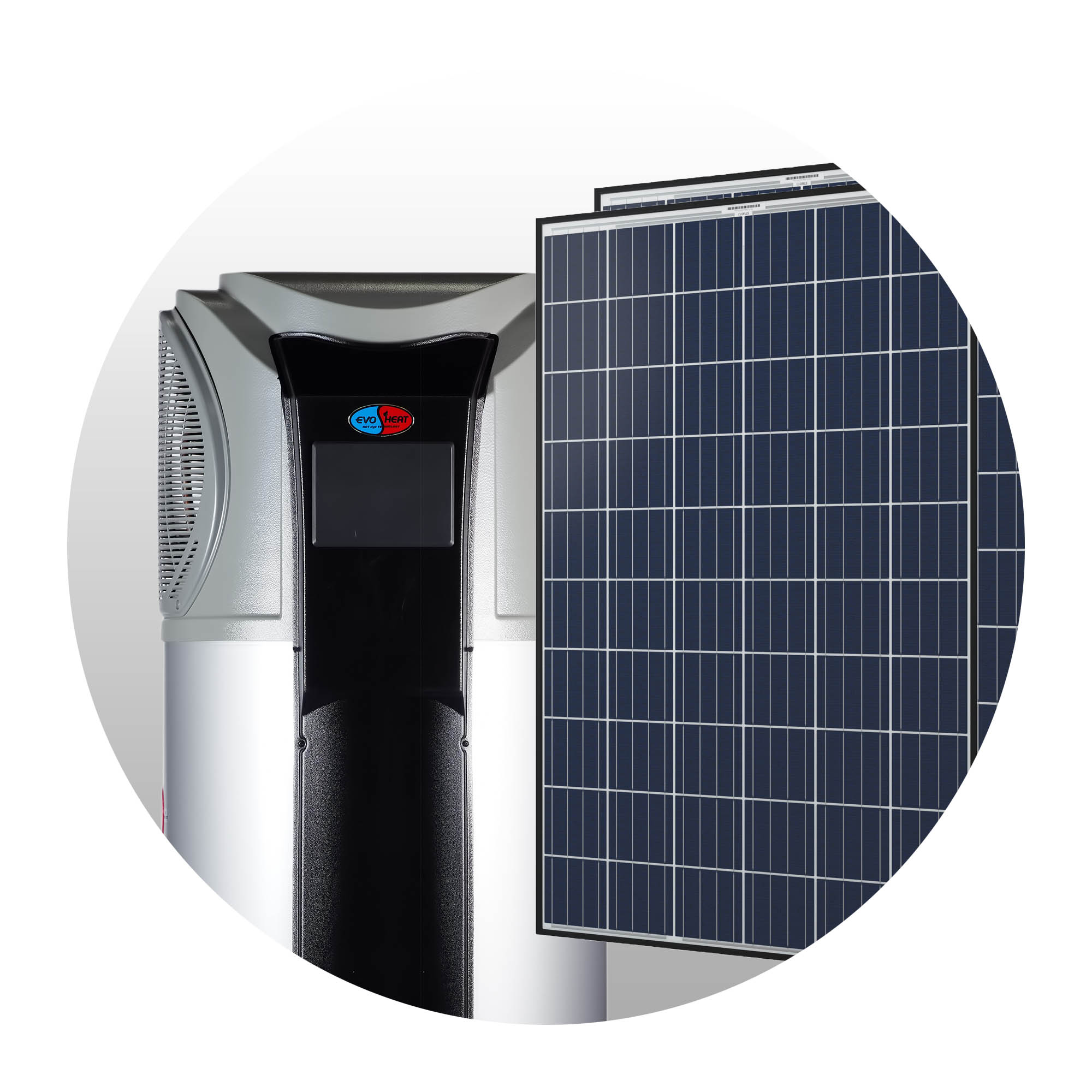 Introducing the Albany Solar Eco Package. - More economical than battery storage, more sustainable than grid power.