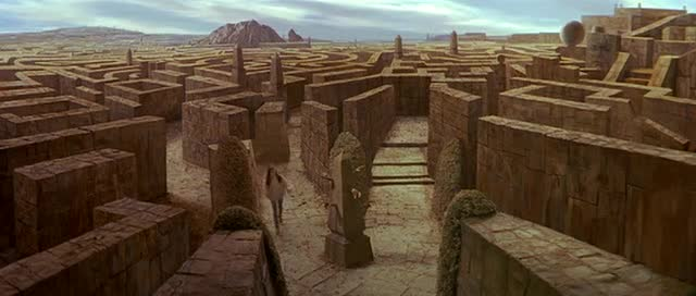 Labyrinth: Incredible film, horrible path to success. Unless you're the Goblin King. Then it's awesome.