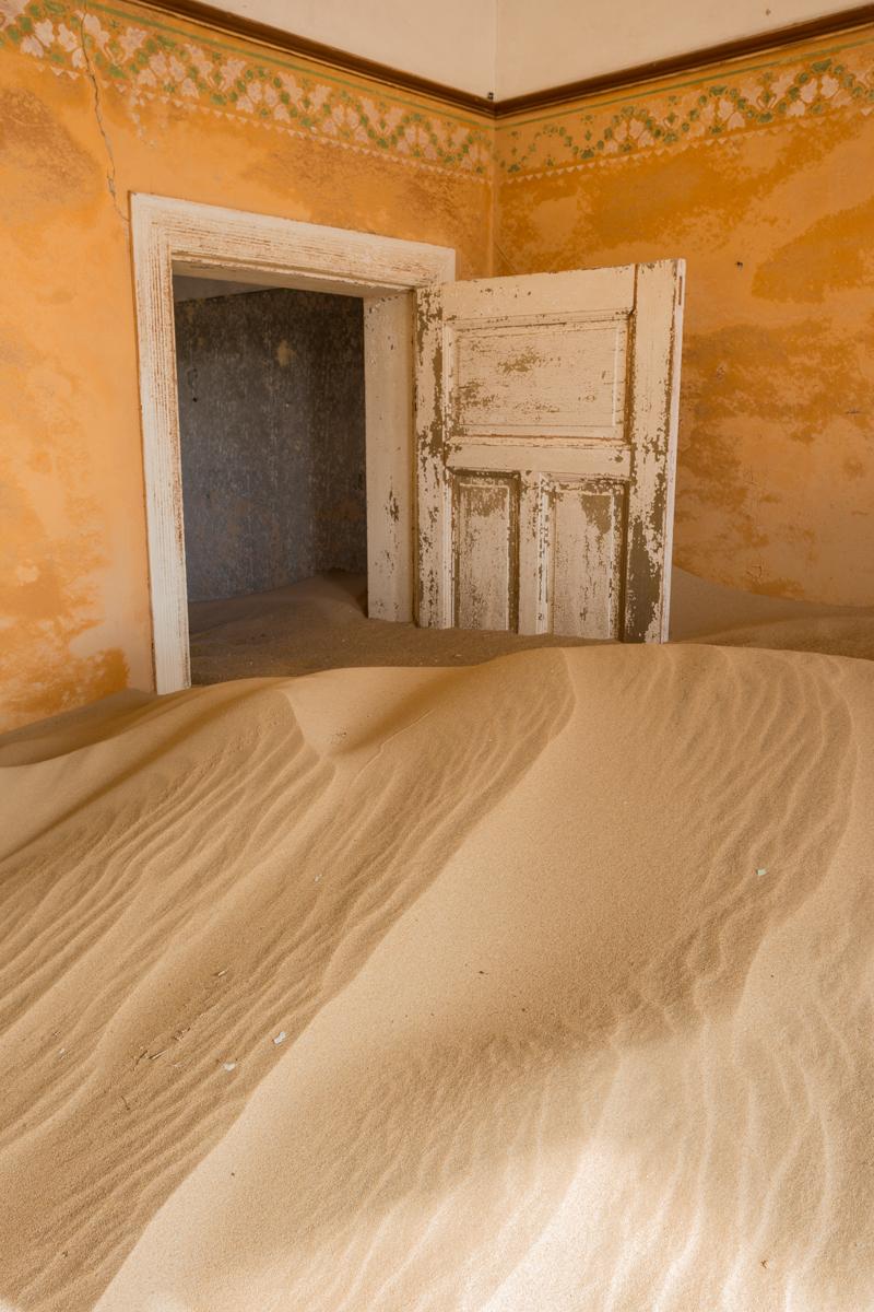 Kolmanskop, Namibie, foto 3