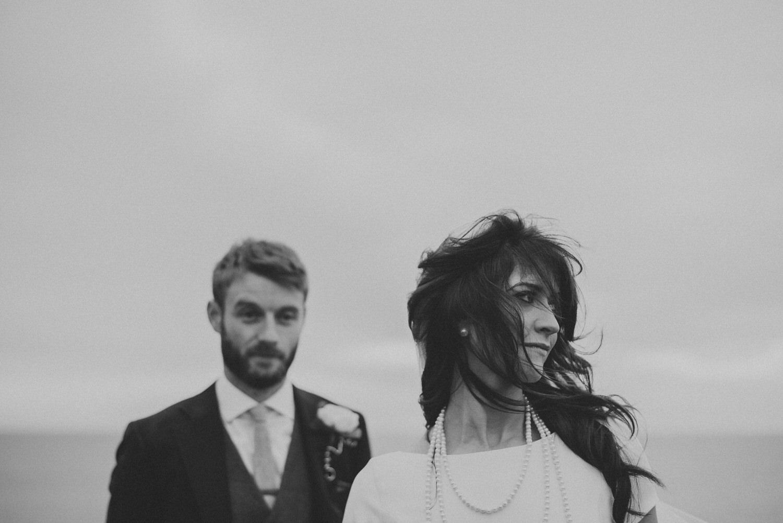Eileen & Gordon's Ayrshire winter wedding at St Peter in Chains in Ardrossan, Scotland