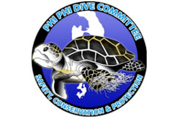 Phi Phi Dive Committee - Safety, Conservation and Protection.The local dive shops work together to ensure safe practices within the Phi Phi Marine Park, creating and maintaining artificial reef structures and sharing resources to maximise environmental efficiency.