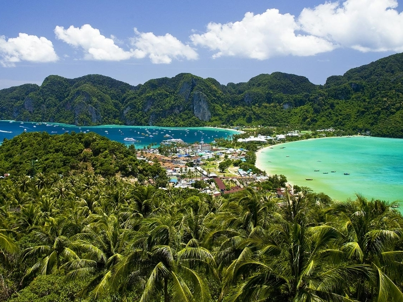 Phi Phi Viewpoint - Thailand