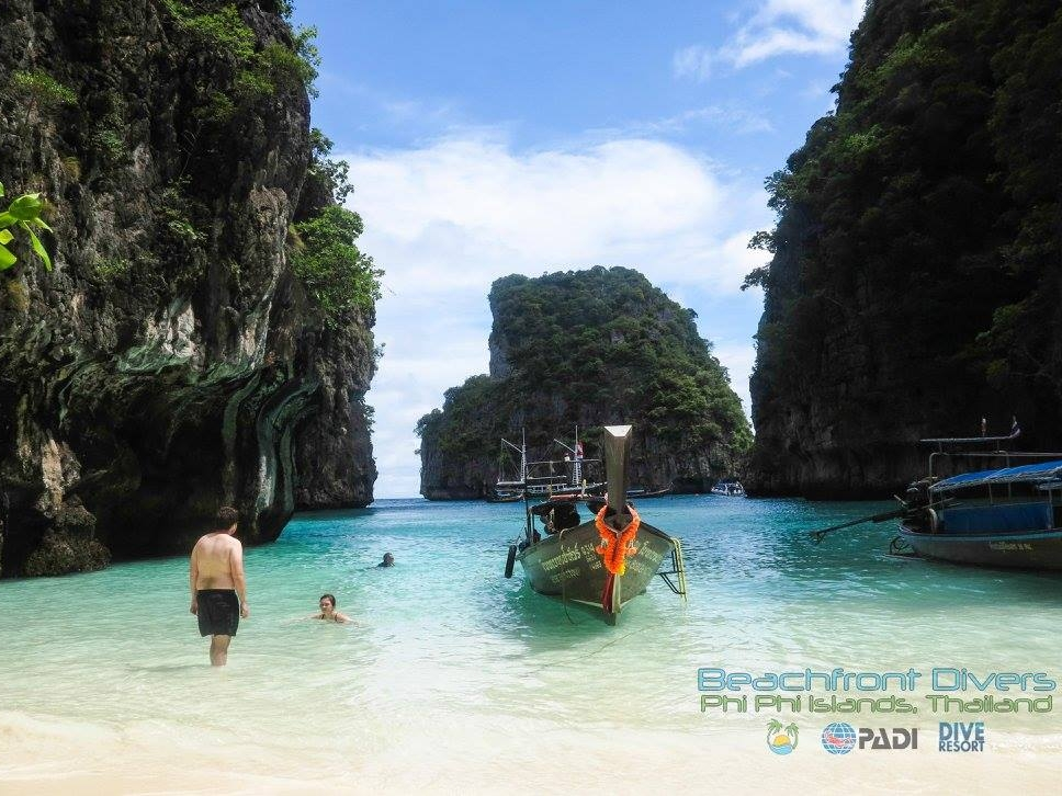Tropical Climate - Phi Phi Thailand