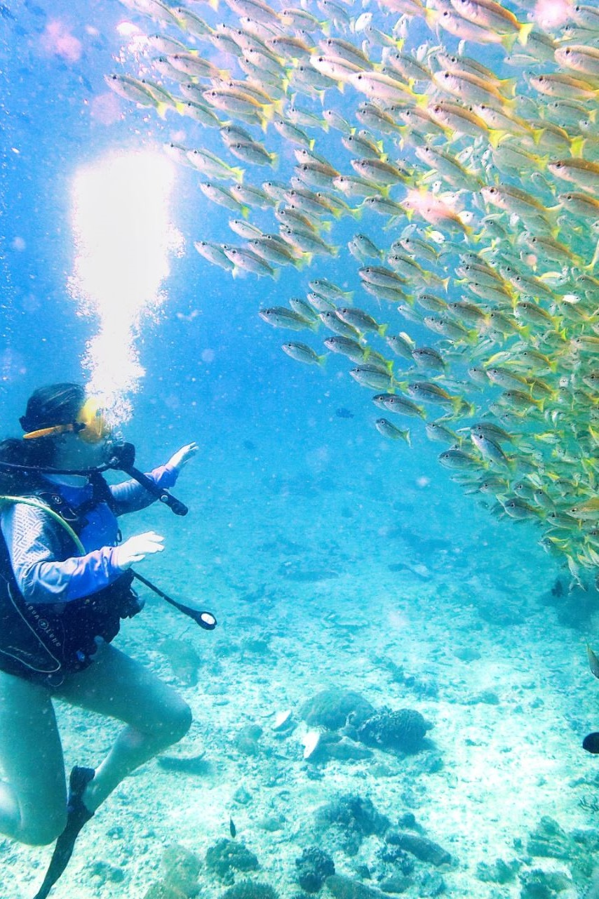 First Time Divers - Phi Phi SCUBA Diving - Beachfront Divers11.jpg