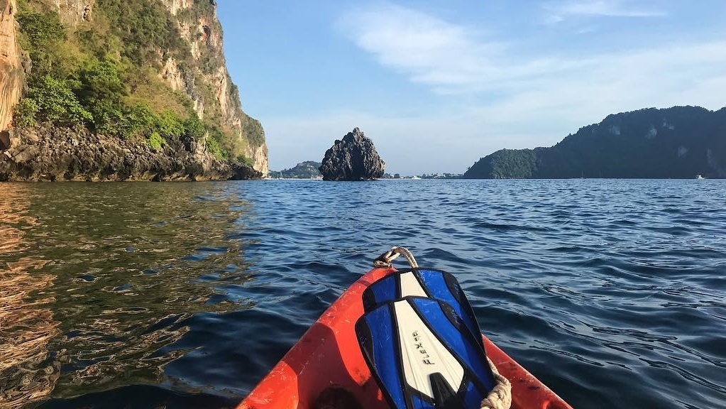 Kayak Rental - Phi Phi Islands