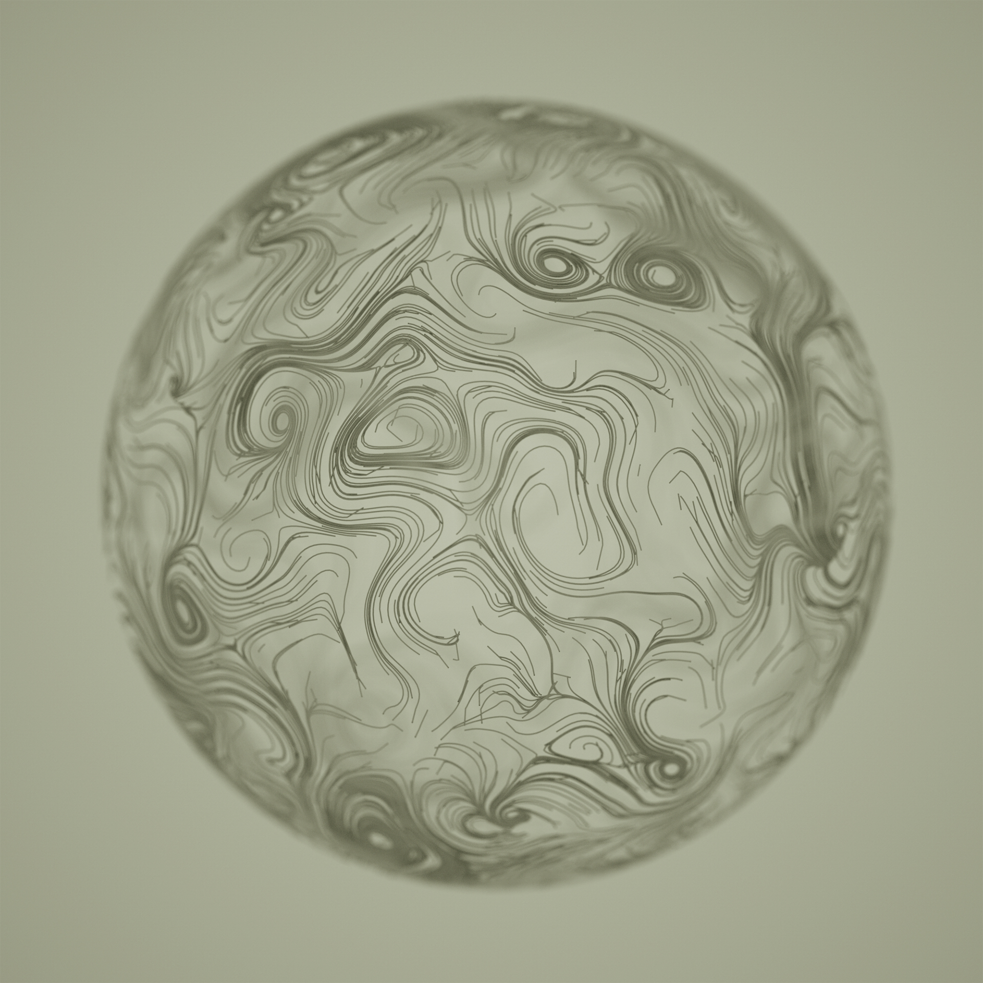 CREATING SWIRLY PATTERNS WITH X-PARTICLES