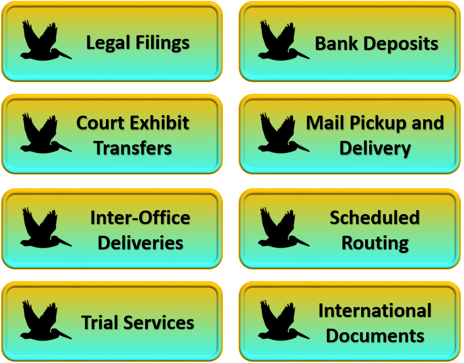 Louisiana Legal and Bank Courier