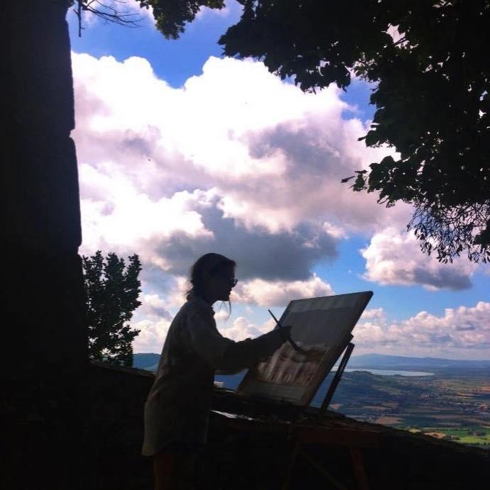 Me painting in Cortona.jpg