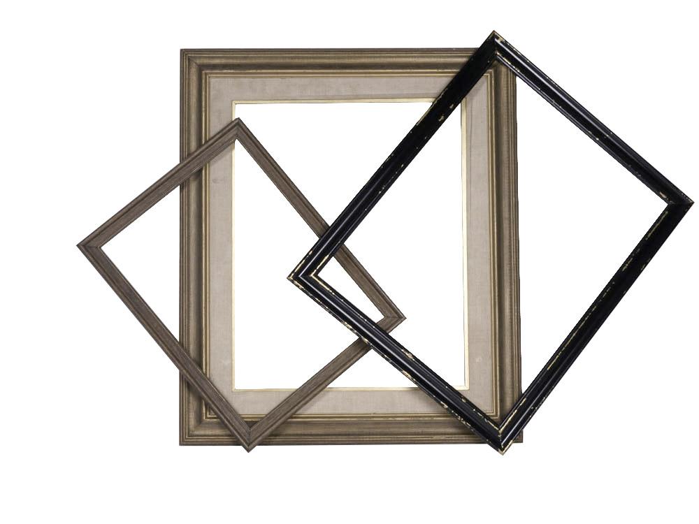 Lauren Large Frames, Set of Three