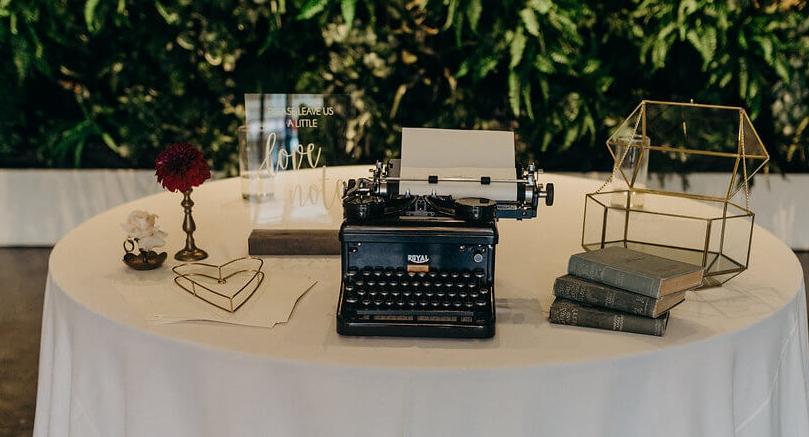 Provenance Vintage Rentals Vintage Typewriter compressed.jpg