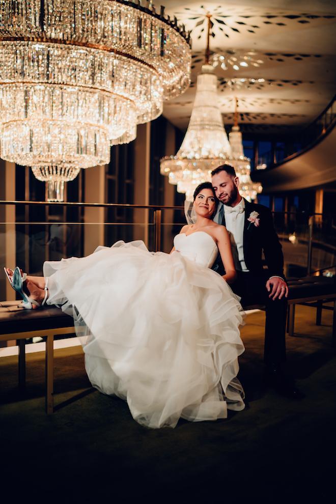 Provenance Vintage Rentals Los Angeles Jewish Wedding Gold Wedding LA Music Hall 20.png